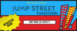 3rd - 4th Grade Jump Street Event @ Jumpstreet | Allen | Texas | United States
