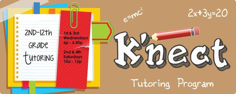 Knect Tutoring – Saturday