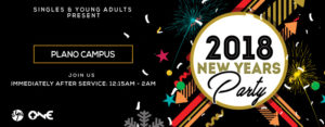 SYA New Year's Party