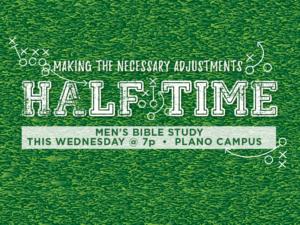 Men's Wednesday Night @ Plano | Texas | United States