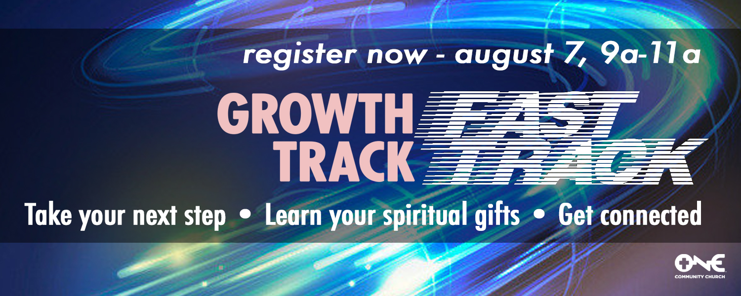 Growth Track Fast Track August 7